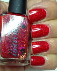 My Nail Polish Obsession: Colors by Llarowe The Devil Wears Polish