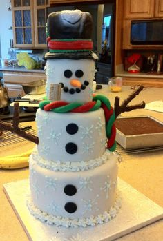Christmas cake. Wish I had the cake making talent. Would make this for students in my mentoring program for the Christmas party.