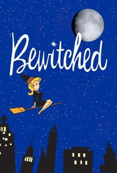 Bewitched - I always wiggled my nose when I watched this show