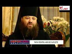 REPORTERII REALITĂŢII: Un preot este tată pentru 400 de copii
