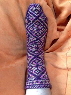 Ravelry: marvelous1's purpleflakes