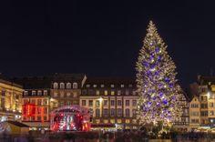 The Christmas Market -- Strasbourg France