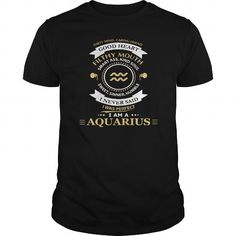 Awesome Tee AQUARIUS TEE  LIMITED EDITION T shirts
