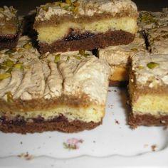 My Recipes, Dessert Recipes, Cooking Recipes, Desserts, Recipies, Poppy Cake, Hungarian Recipes, Hungarian Food, Biscotti