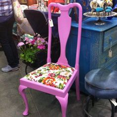 chair from Farm Chicks!