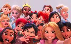 Vanellope Disney Princess Ralph Breaks The Internet Wreck-it Ralph 2 Movie 2018 Disney Princess Pictures, Disney Princess Art, Disney Animated Movies, Disney Movies, Disney Animation, Image Princesse Disney, Disney Mignon, Vanellope Y Ralph, Images Disney