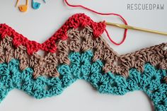 Granny Ripple {Crochet Tutorial}