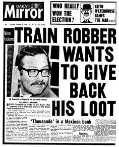 The Great Train Robbery: How it happened