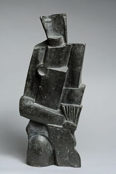 Ossip Zadkine: Sculptures and Works on Paper - Gallery Fleury
