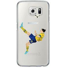 Coque Extra-Fin / Translucide Other TPU Doux Couverture de cas pour Samsung…