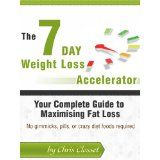 The 7 Day Weight Loss Accelerator (Kindle Edition)  http://totalproductreview.com