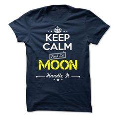 MOON - keep calm - #vintage shirt #wet tshirt. OBTAIN LOWEST PRICE => https://www.sunfrog.com/Valentines/-MOON--keep-calm.html?68278