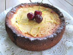 New York cheesecake, viljaton ja vhh