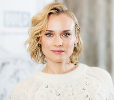 Daily Beauty Buzz: Diane Kruger's Messy Bob | Find out how to copy Diane Kruger's signature messy bob that she wore to promote her new movie, 'In the Fade.'