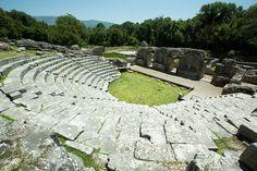 Butrint-Albania via Flickr