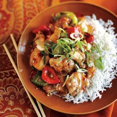 Confort Food, Kung Pao Chicken, Stir Fry, Vegetable Recipes, Potato Salad, Main Dishes, Fries, Chinese, Lunch