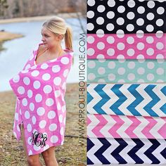 98b71af398c Items similar to Monogrammed Beach Towel -Personalized Towel on Etsy