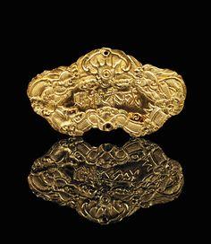 Kim Khanh de première classe, marque de règne de l'empereur Thành Thái (1889-1907), Vietnam, XIXe-XXe siècles
