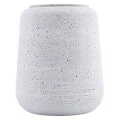Shape kruka från House Doctor. En klassisk kruka i cementliknande utseende i en ljusgrå kulör. Desig...