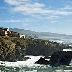 On our next Coastal California Road Trip, we'll rent a house at Sea Ranch south of Mendocino for a couple of days.