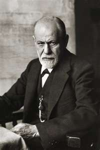 Sigmun Freud a father of psychoanalysis (1856 - 1939)