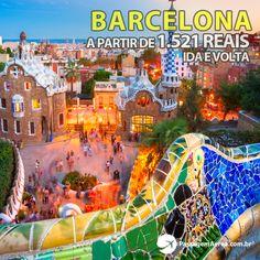 Promoção para Barcelona http://www.passagemaerea.com.br/barcelona-2014.html #barcelona #espanha  #passagemaerea