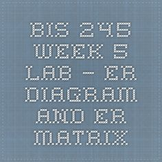 10 best devry acct 555devry acct 555 entire coursedevry acct 555 bis 245 week 5 lab er diagram and er matrix fandeluxe Images