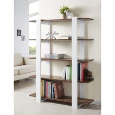 Furniture of America Haven 5-tier Display Bookshelf - Overstock™ Shopping - Great Deals on Furniture of America Media/Bookshelves