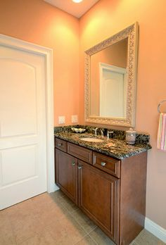 kitchen bathroom cabinets this bathroom vanity featuring symmetrical wall cabinets 18157