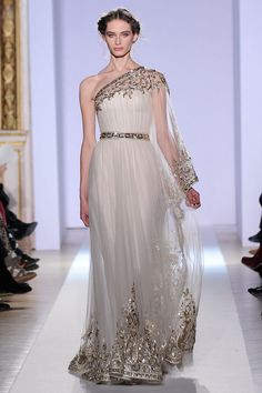 Zuhair Murad Haute Couture - Pasarela - Love w/out the sleeve! ~ Nicole