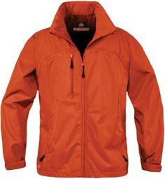 STORMTECH SSR-3W Women's Stratus Storm Shell Jacket Dark Orange Small