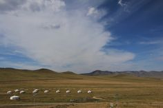 mongolian gers and the kindness of a truly nomadic people