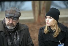 Homeland -- the first episode.