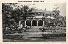 Pensacola Fl Azalea Tourist Hotel