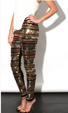 AMAZING sequin pants