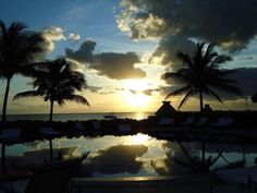 Sunsets of Zoëtry Wellness & Spa Resorts