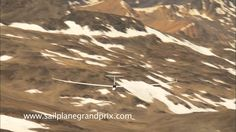 Sailplane Grand Prix in the Andes