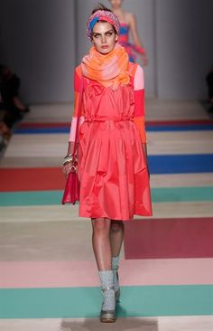 Marc by Marc Jacobs Spring 13 Ready to Wear - Maria Palm