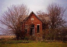 Nappanee, IN schoolhouse by Equinox27, via Flickr
