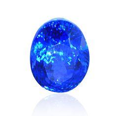 Sammlerstein Unikat Dunkelblauer, geschliffener #Tansanit mit 21,73ct #gem .#gemstone #edelstein