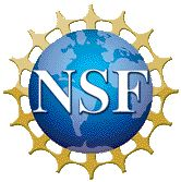 This is the home page for the National Science Foundation