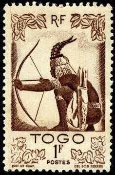 Bull's-eye! - Archery on Stamps - Stamp Community Forum - Page 6