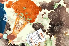 Up in Smoke on Behance