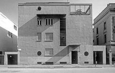 GIO PONTI - CASA LAPORTE, Milano