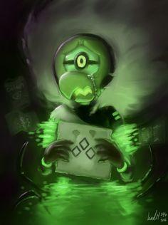 Steven Universe - Centipeetle by Khan-the-cake-lover.deviantart.com on @DeviantArt