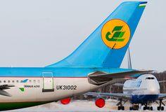 Uzbekistan Airways  Airbus A310