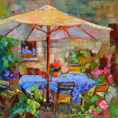 "Dreama's Daily Paintings and Writings: ""Shades of France"" SOLD"