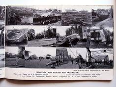 1938 Hurricane Photos: Fairhaven, New Bedford and Padanaram