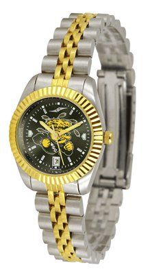 Wichita State University Shockers Executive Anochrome - Ladies - Women's College Watches by Sports Memorabilia. $153.47. Makes a Great Gift!. Wichita State University Shockers Executive Anochrome - Ladies