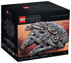 LEGO Star Wars 75192 UCS Millennium Falcon : Tout ce qu'il faut savoir: Nous y sommes. Après de nombreuses fuites et un teasing… #LEGO